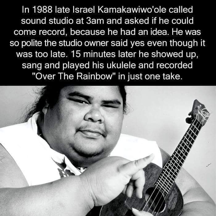 Over the rainbow - meme