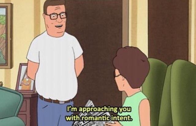 so romantic - meme