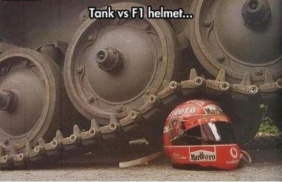Mother of helmets - meme