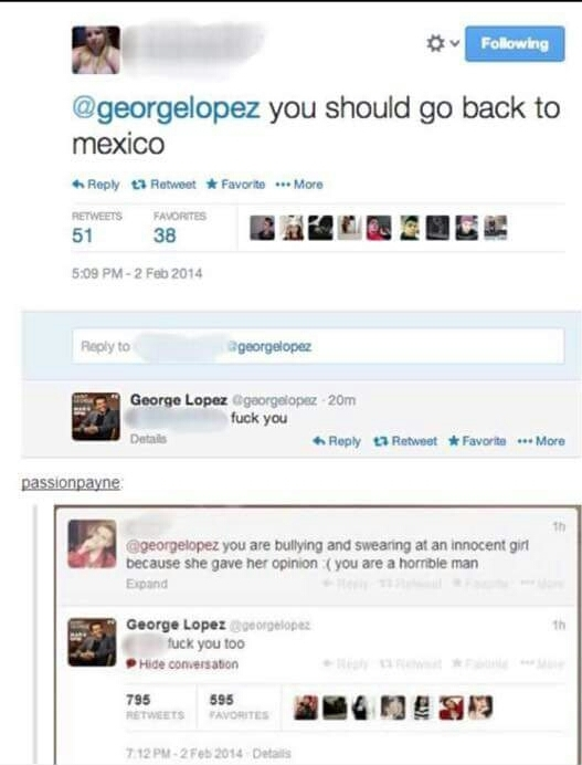 George López - meme