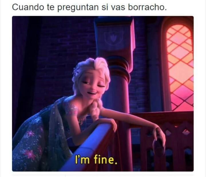 Estoy bien... - meme