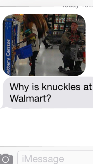 People of Walmart - meme