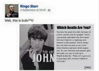 oh Ringo! - meme