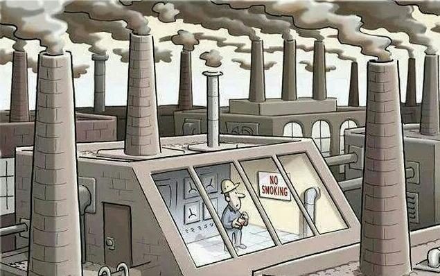 Eh no... fumare può fare mooooolto male... - meme