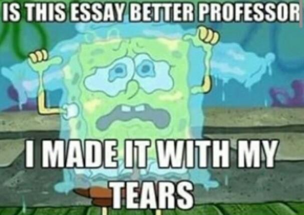 Finals week has me like - meme