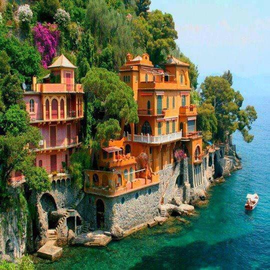 Villas de portofino - meme