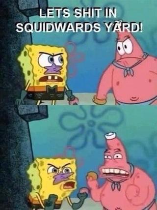 Spongey - meme