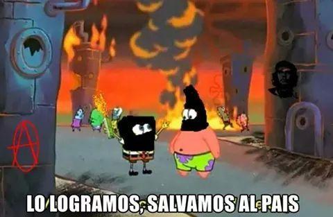 Mientras tanto en Venezuela - meme