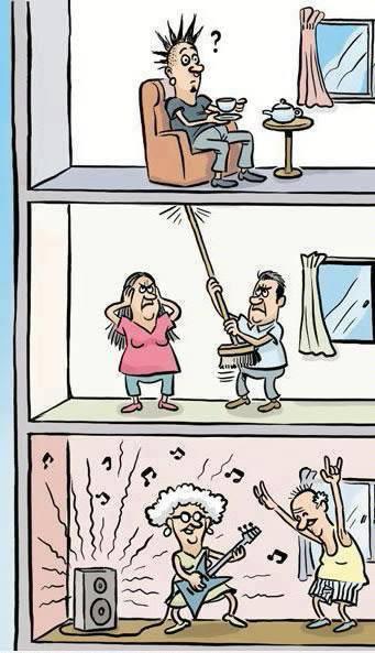 Wrong neighbour - meme