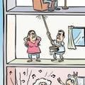 Wrong neighbour