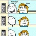 Momentos del ascensor