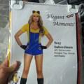 """Une autre utilisation des costumes """"minions"""" ?"""
