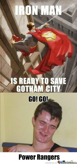 watching superhero movie while high af. - meme