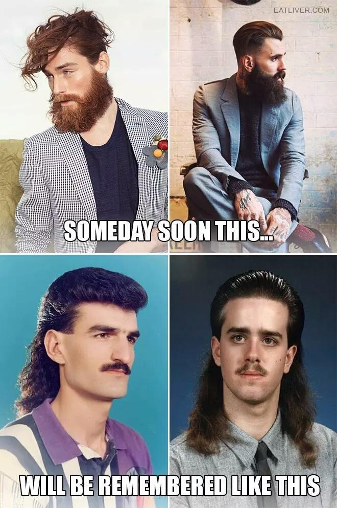 Dans vos gueules les hipsters ! - meme