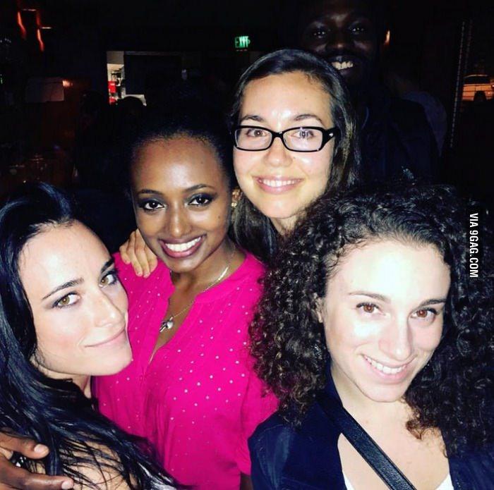 Les 4 amis, non 5 - meme