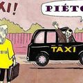 Troll level : taxi