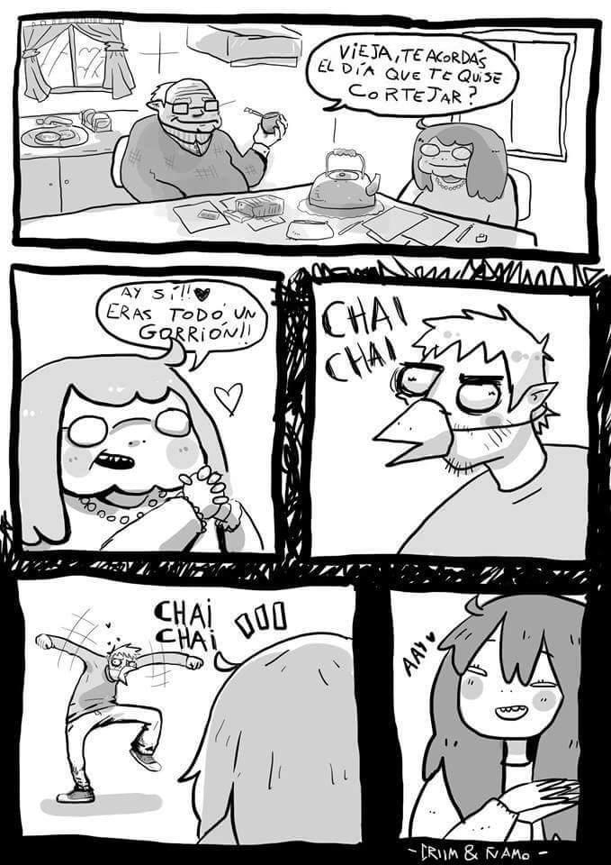Chai! :v - meme