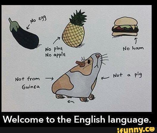 English... - meme