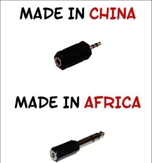 Made in africa - meme