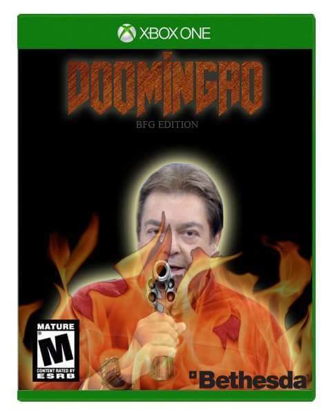 Doom - meme