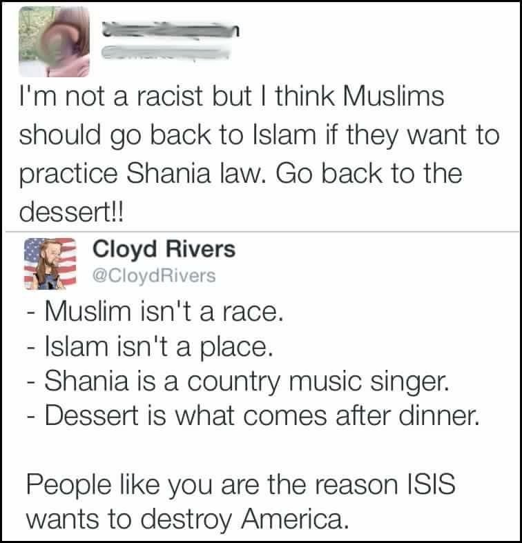 Cloyd Rivers strikes again - meme