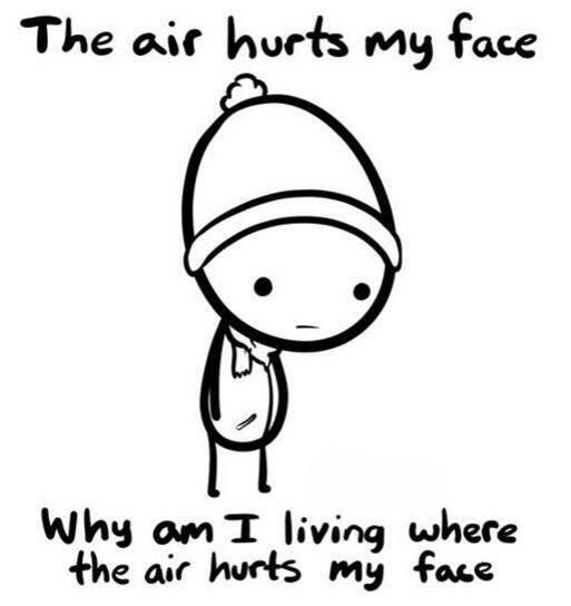 Every Winter Ever..... - meme