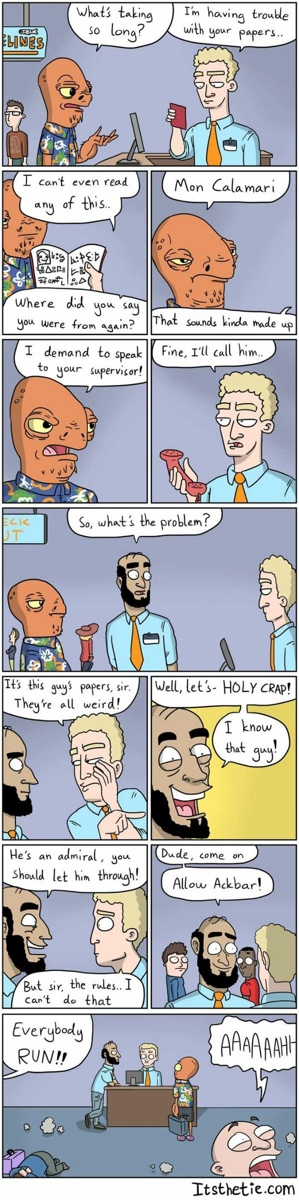 what's the problem - meme