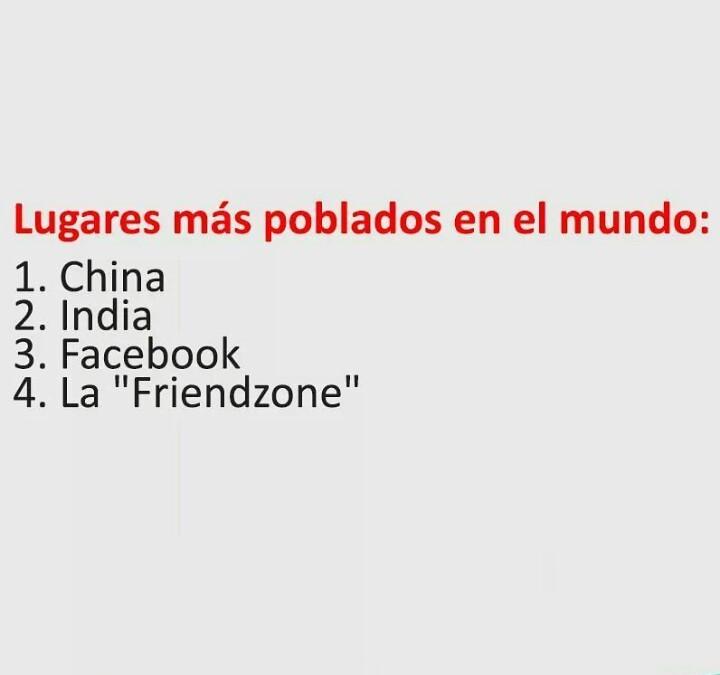 Friendzone - meme