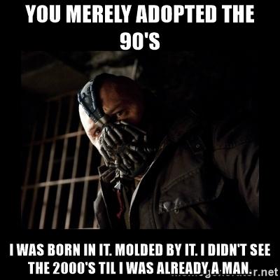 Born and Raised - meme