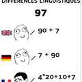 AAA la langue française tellement difficile