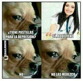 :'( no las merece - meme
