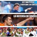Brasil en el Mundial....