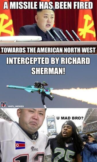 Interception. - meme