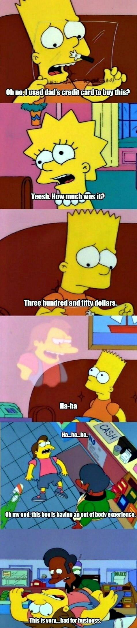The simpsons - meme