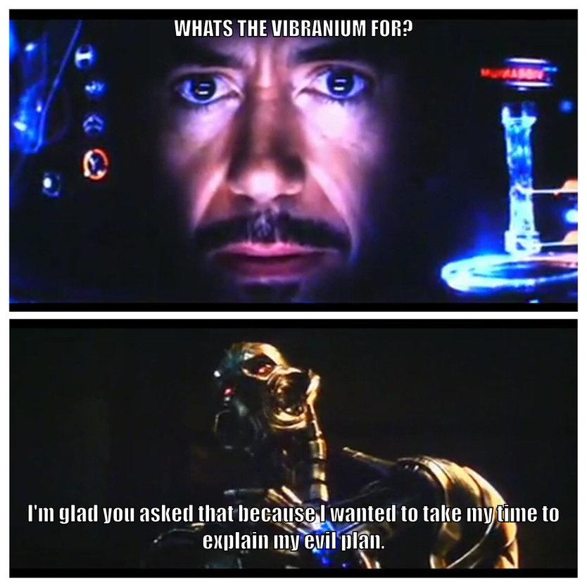 Avengers on the interwebs - meme