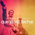 Titio Hitler quer brincar