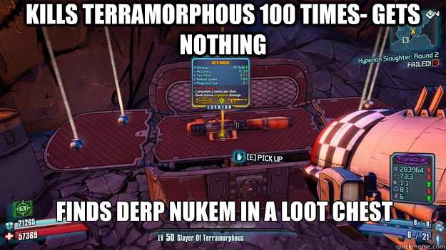 Borderlands y u do dis? - meme