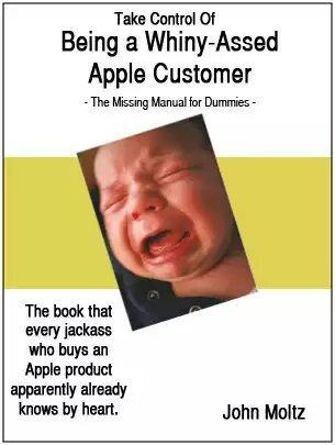 Every Apple user, ever. - meme