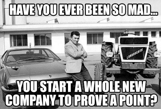 Lamborghini - meme
