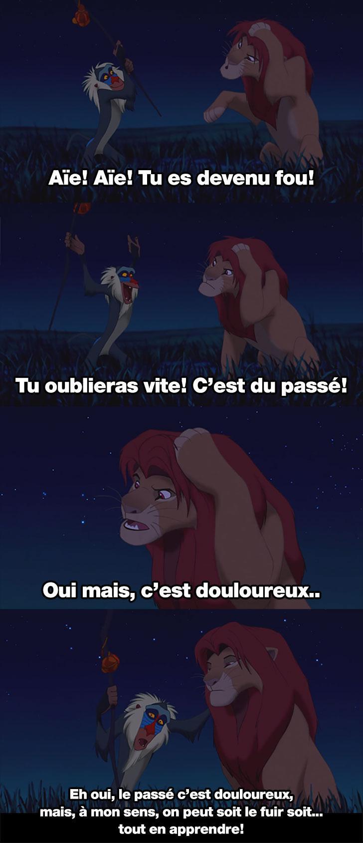 La Plus Belle Citation Du Roi Lion Meme By Lunastyx