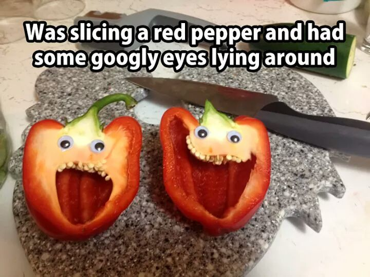 Funny veggies...also follow me - meme