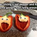 Funny veggies...also follow me