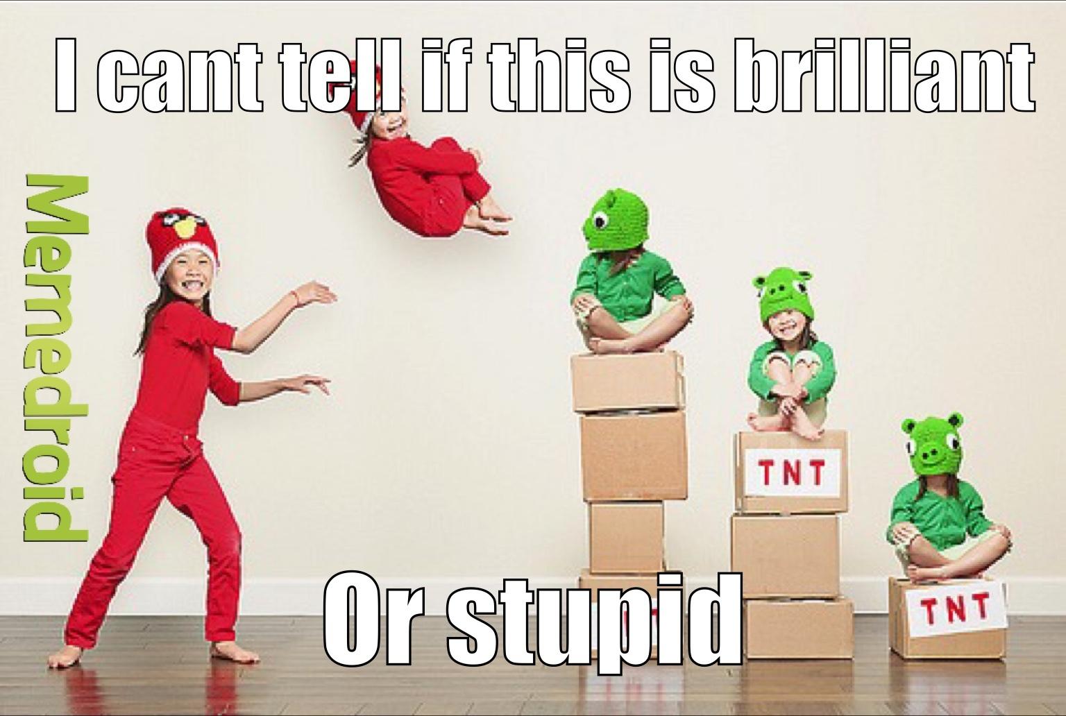 angry kids - meme
