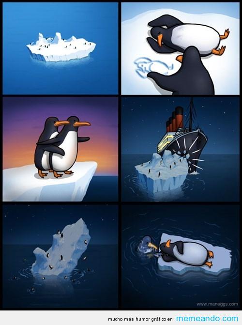 Una historia más bonita que la de crepúsculo - meme
