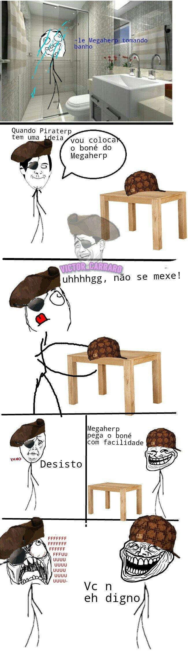 Megaherp - meme