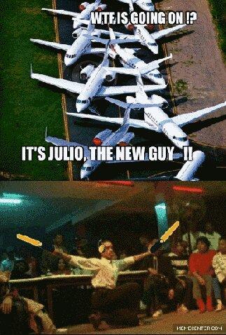 Aviatic joke tho smh - meme