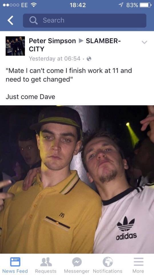 Happy Dave - meme