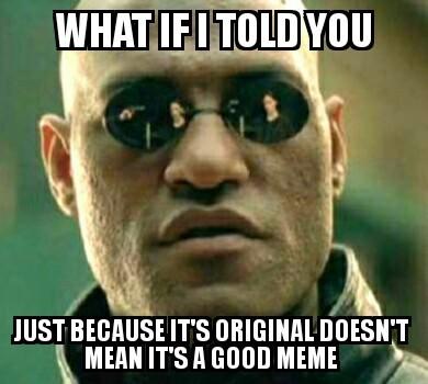 Here's a fact - meme