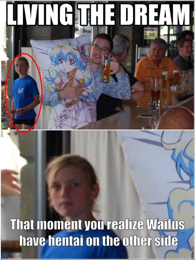 your waifu? mines Yuno Gasai - meme