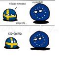"""Spero non sia repost. Comunque Stoccolma è la capitale della Svezia ma """"colmo"""" vuol dire Anche """"pieno"""""""